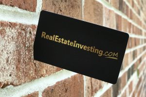 Business Cards, You Are A Real Estate Investor, So What Do You Have?