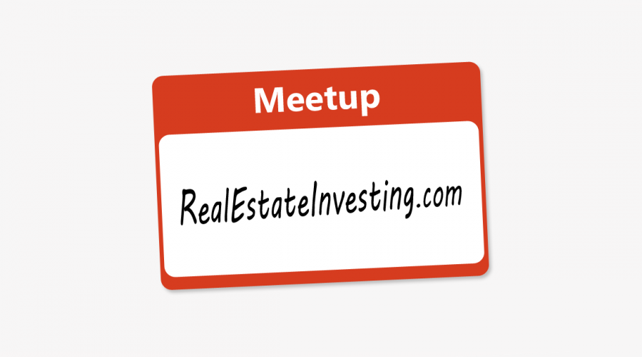 Meetups Now Listed On RealEstateInvesting.com