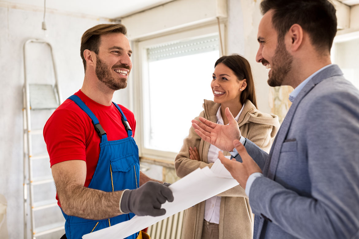 Finding the Right HVAC Team to Help with Your Fix and Flip