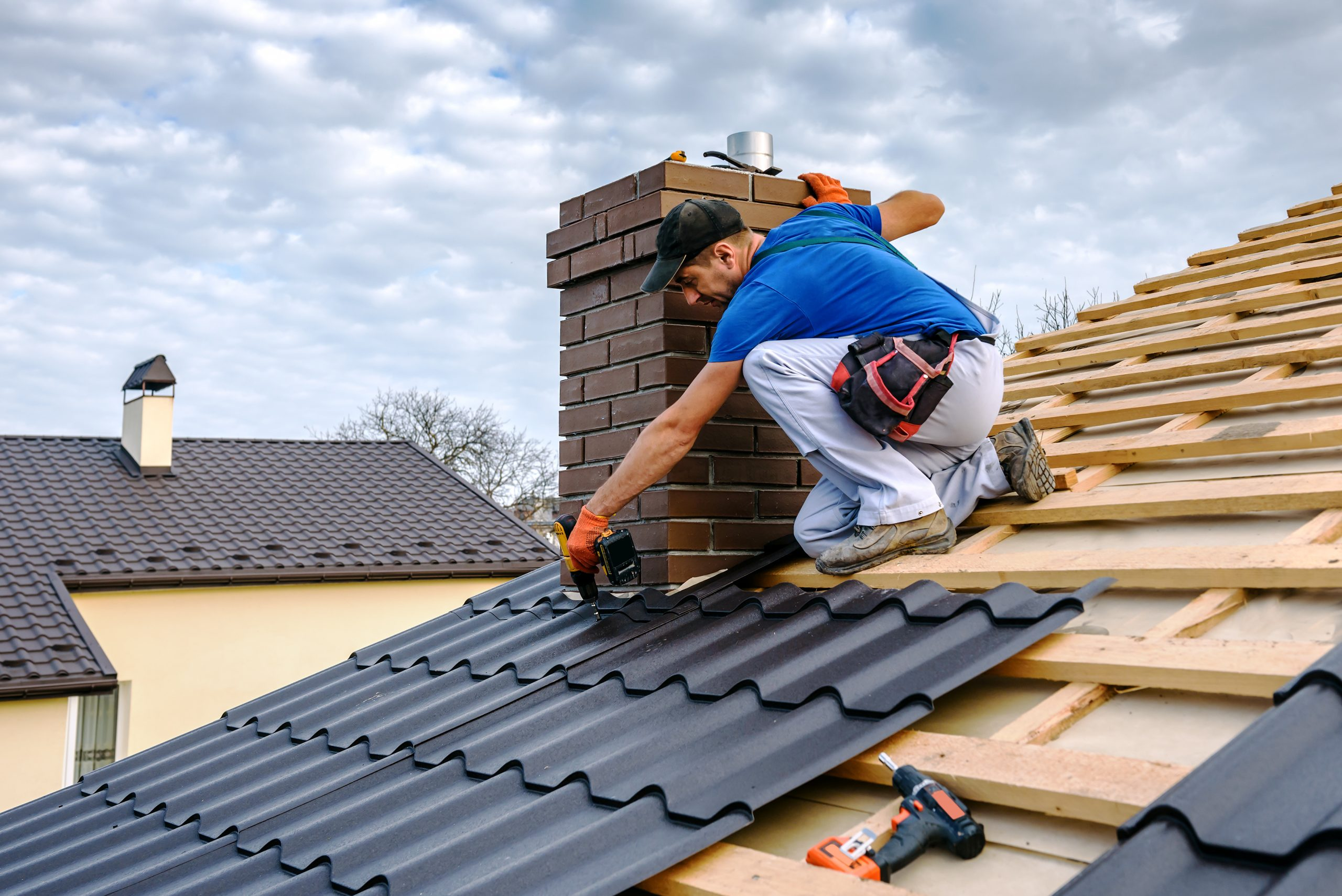 How a New Roof Can Increase Your Property Value